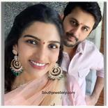 Watch: Hero Nithin and his wife Shalini ...