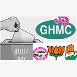 Election heat in Greater Hyderabad Munic...