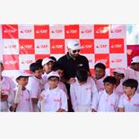 Irfan Pathan launches his cricket academ...