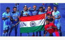 It's India all the way in hockey & badmi...