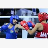 AIBA Women's World Boxing championship: ...