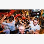 England erupts into celebration after wi...