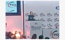 Finance Minister Arun Jaitley addresses ...
