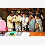 Telangana announces Rs 2 cr for Aruna Re...