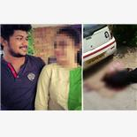 Horrific murder in Telangana, man hacked...