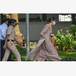 Deepika Padukone appears for questioning...
