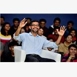 Sundar Pichai says Google's lifetime net...