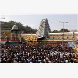 Hindu groups protest at Tirumala seeking...
