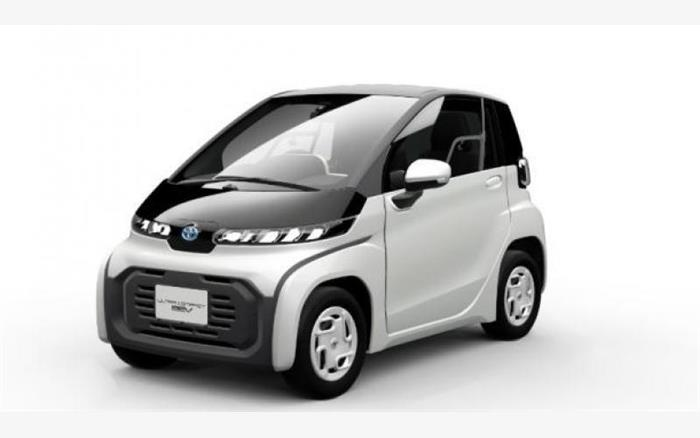 Toyota to launch a compact electric car ...