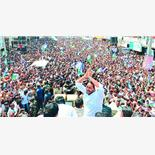 YS Jagan Mohan Reddy avoids mention of C...