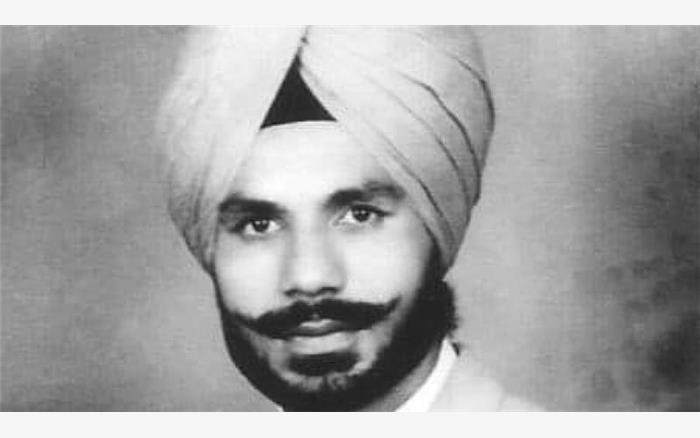 Hockey legend Balbir Singh Sr, a hero of...