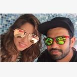 Good news: Rohit Sharma blessed with a b...