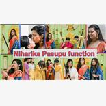 Mega family dance at Niharika pre-weddin...