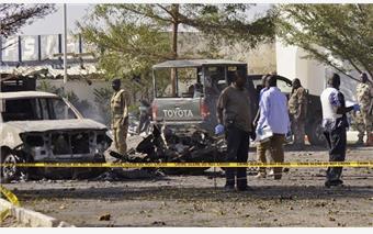 Suicide bomber kills at least 50 in Nige...