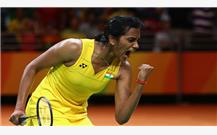Sindhu in Semi-final of Dubai Open Super...