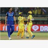 Clinical CSK beat DC by 6 wickets to ent...