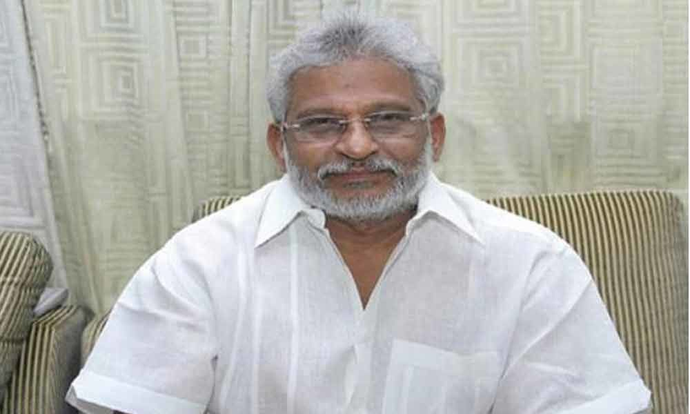 YV Subba Reddy to take charge as TTD cha...