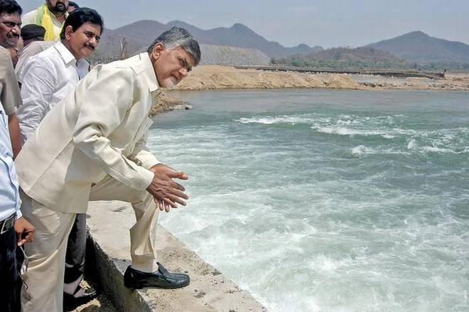 This is how Chandrababu diluted Polavara...