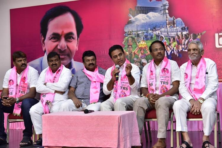 Quit conducting surveys: KTR on Lagadapa...