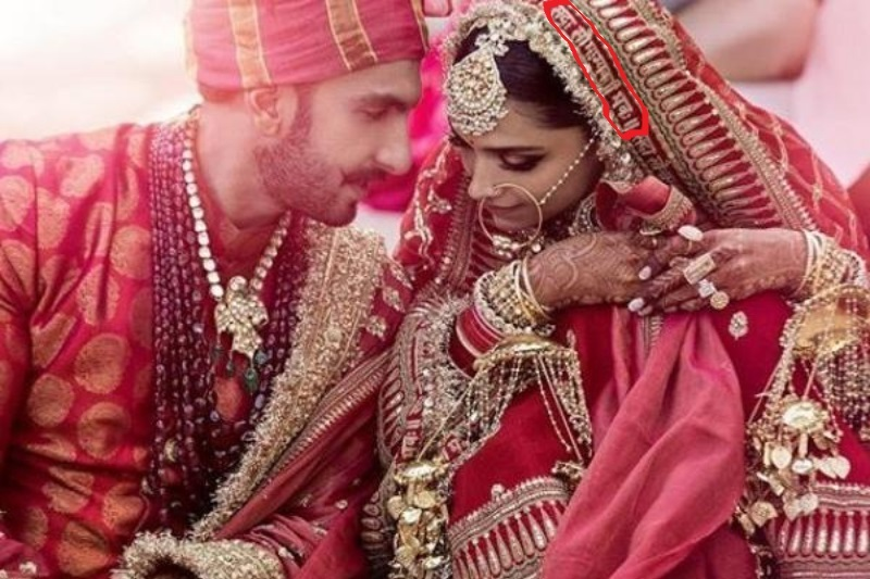 DeepVeer Wedding: Find out what was writ...