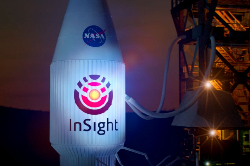 NASA's InSight spacecraft all set to lan...