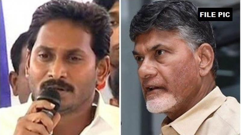 Jagan Reddy govt slams Naidu for claimin...