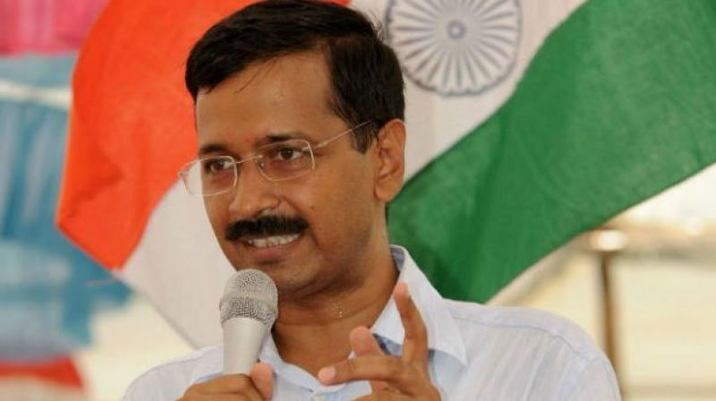 No CM invited for Kejriwal's oath-taking...