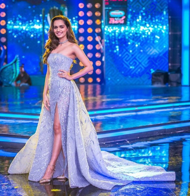 Miss World Manushi Chhillar Latest Pics