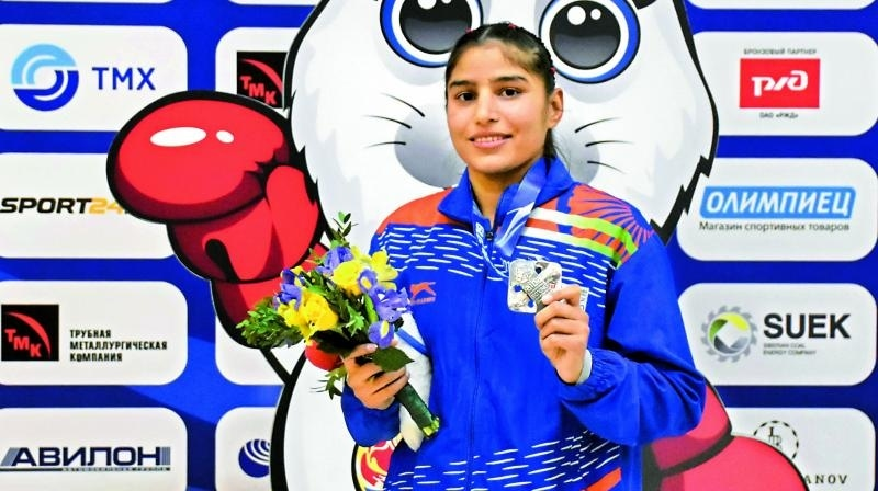 Not a fairytale journey for boxer Manju ...