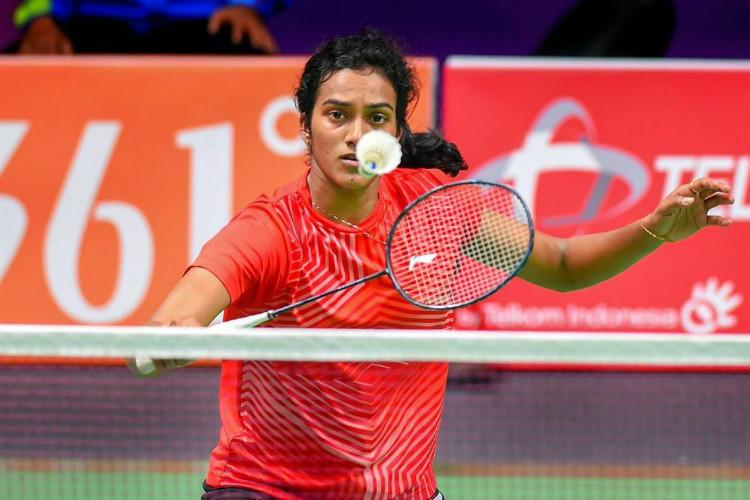 PV Sindhu gives her best in Asiad badmin...