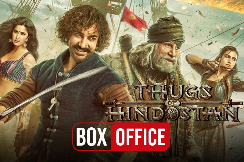 Box Office Day One collection: Thugs of ...