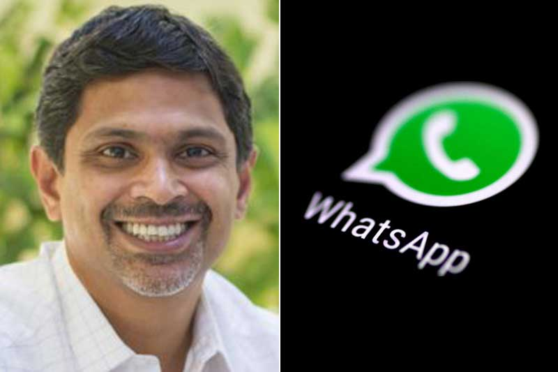 WhatsApp appoints Abhijit Bose as countr...