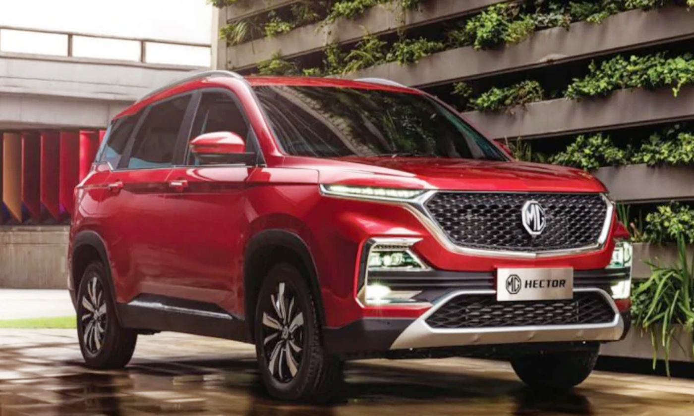 MG Hector Owners Alert! SUV Gets Its Fir...