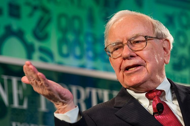 Warren Buffett's Berkshire Hathaway in t...