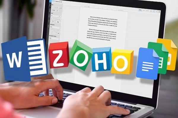 Zoho launches 'Workplace' plaftorm takin...