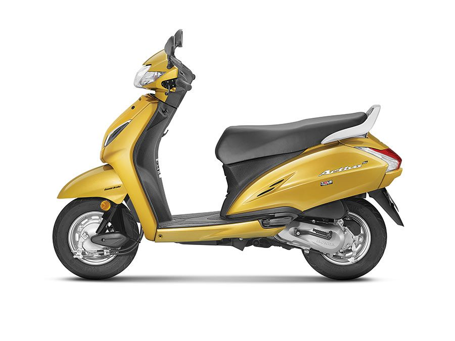 Honda Activa 5G: India Launch, Price, Im...