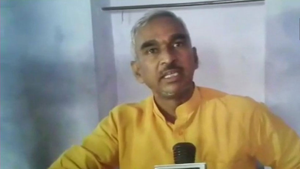 BJP MLA Compares Govt Officials With Pro...