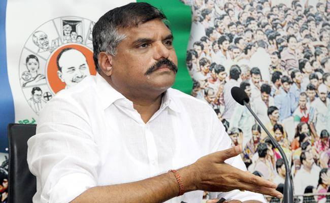 Chandrababu Is Directly Involved In Ille...