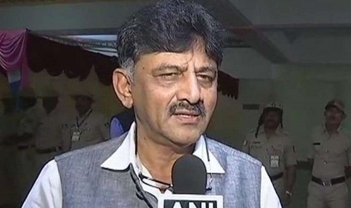 DK Shivakumar Gets IT Summon