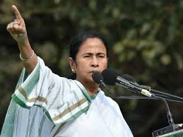 Mamata Banerjee-led West Bengal govt den...