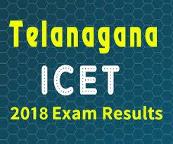 TS ICET 2018 results declared @ icet.tsc...