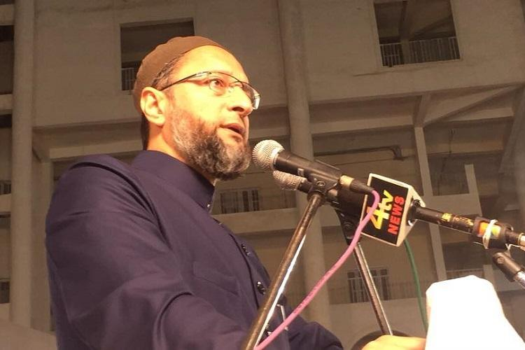 'Learn humility from your mother': AIMIM...