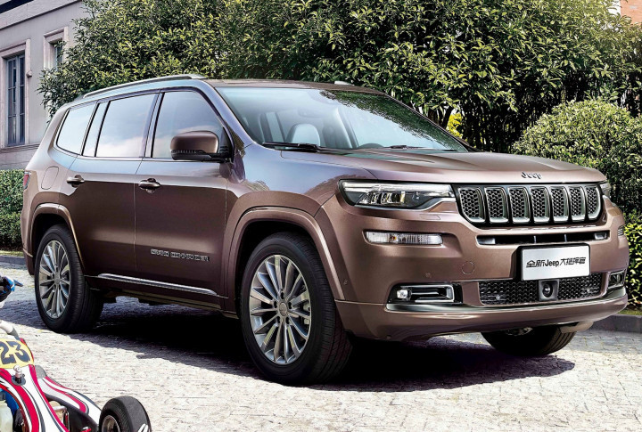 Jeep will be launching a 7-seater SUV ri...