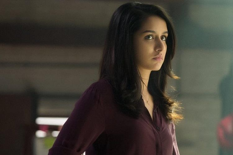 Shraddha Kapoor's first look from 'Saaho...