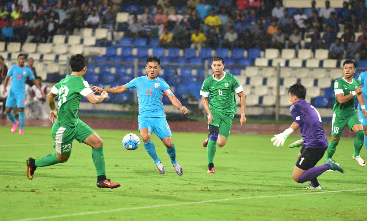 India qualify for 2019 AFC Asian Cup aft...