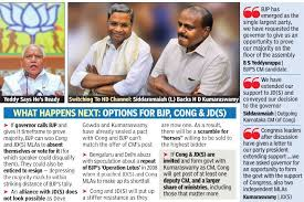 Karnataka: Drama's just begun with gover...