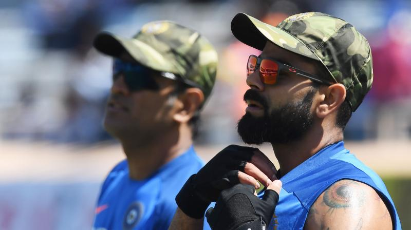 ICC says India sought permission to wear...