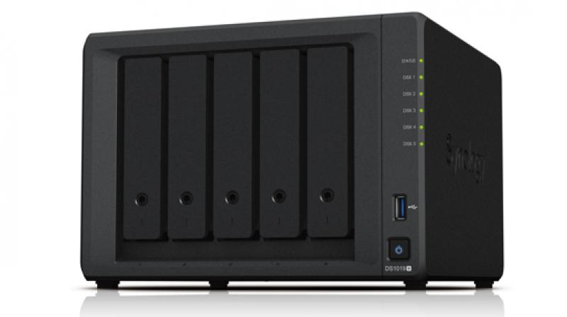 Synology launches DiskStation DS1019+ fo...