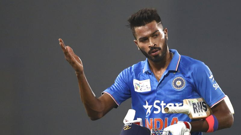 Hardik Pandya expected to be India's X-f...