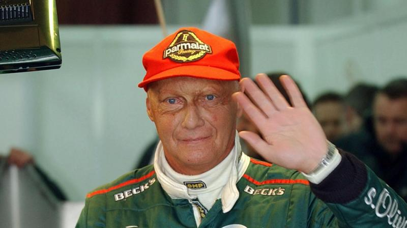 F1 legend Niki Lauda passes away